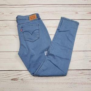NWT Levi's 710 Super Skinny Jeans Size 31 x 30